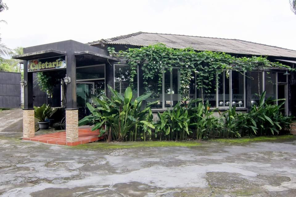Hotel POPI (Pondok Pisang) Kaliurang - Exterior