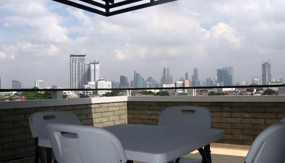 FR Guest House Jakarta - Pemandangan Sekitar