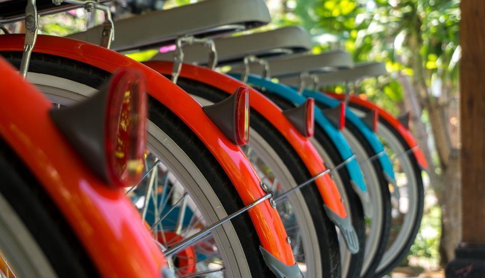 Puri Kelapa Garden Sanur - Sepeda untuk Disewakan