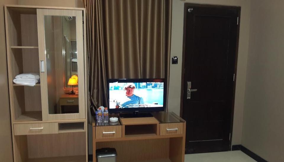 Grand Permata Hotel Purwakarta - VIP Room With Breakfast Regular Plan