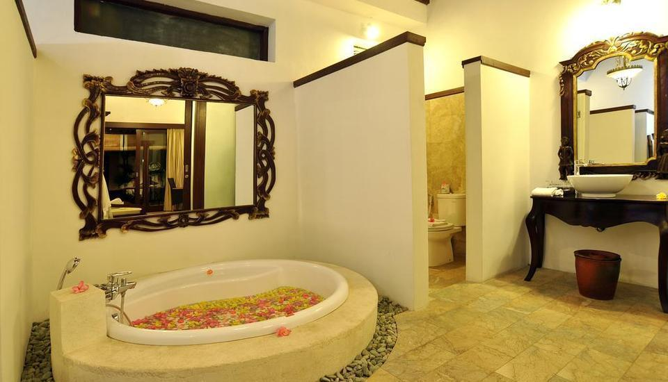 Puri Mas Boutique Resort & Spa Lombok - Bathroom
