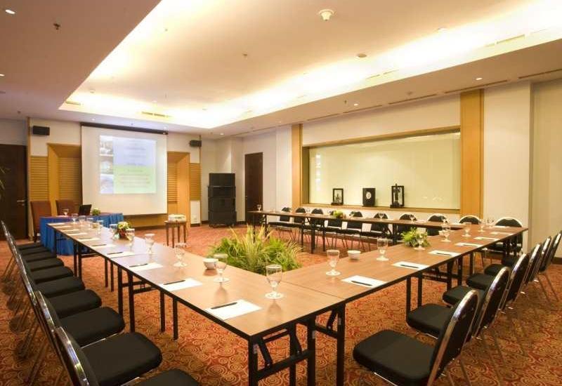 Grand Surya Hotel Kediri - Ruang Rapat