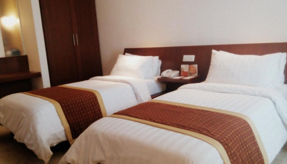 Grand Surya Hotel Kediri - SUPERIOR TWIN BED