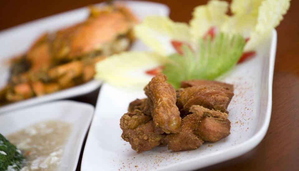 Grand Surya Hotel Kediri - Food