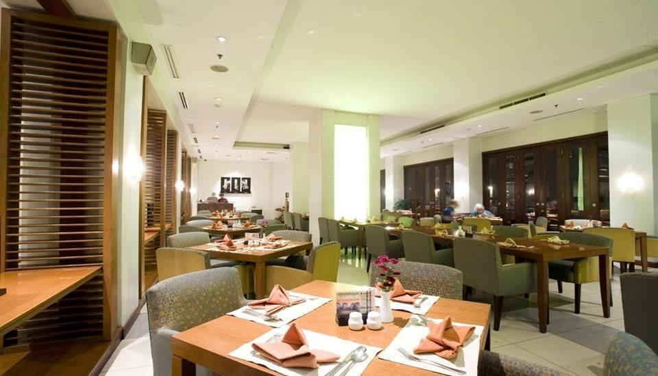 Grand Surya Hotel Kediri - Restaurant