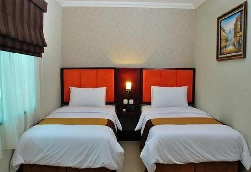 Feodora Airport Hotel Palembang - Deluxe Room