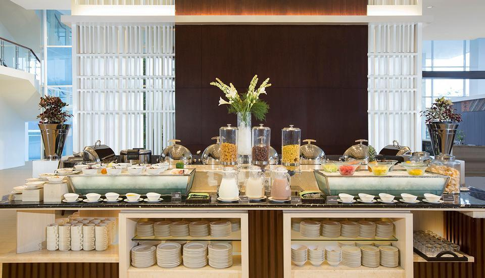 Hotel Santika Pekalongan -  Restoran