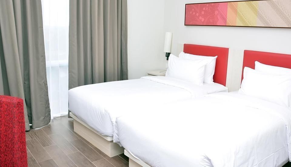 Hotel Santika Pekalongan - Superior twin