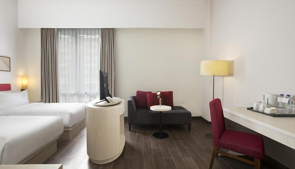 Hotel Santika Pekalongan - Executive Room Twin Regular Plan
