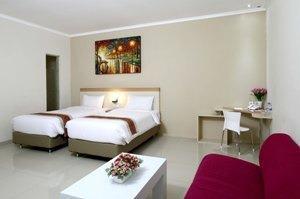 Laxston Hotel Jogja - Kamar Executive