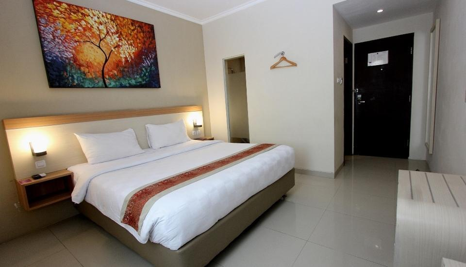 Laxston Hotel Jogja - KAMAR SUPERIOR