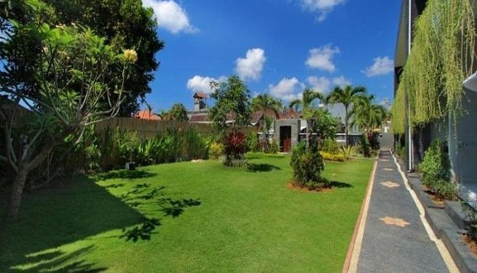 Srikandi Hotel & Restaurant Bali - Taman