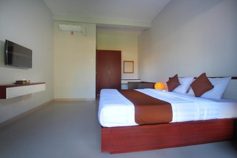 Srikandi Hotel & Restaurant Bali - Kamar tamu
