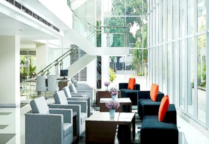 Patra Jasa Bandung - Interior