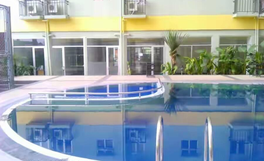 Apartemen The Suites Metro Yudis Buah Batu - Swimming Pool