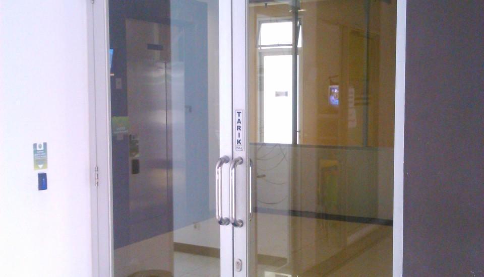 Apartemen The Suites Metro Yudis Buah Batu - Pintu Masuk Lift
