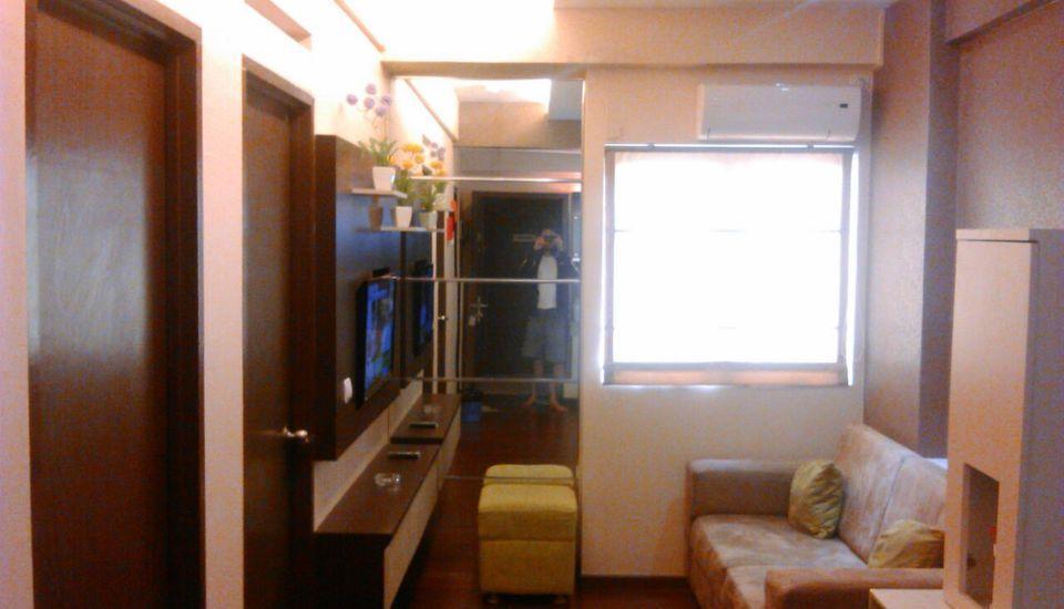 Apartemen The Suites Metro Yudis Buah Batu - 2 Bedrooms for 4 Persons Regular Plan