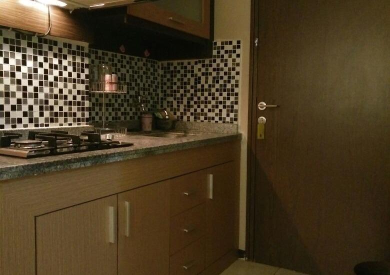 Apartemen The Suites Metro Yudis Buah Batu - Studio Bedroom for 2 persons
