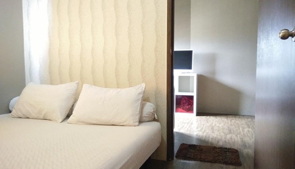 Apartemen The Suites Metro Yudis Buah Batu - Kasur ukuran queen size 160x200