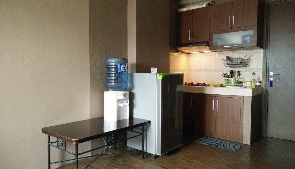 Apartemen The Suites Metro Yudis Buah Batu - Dapur