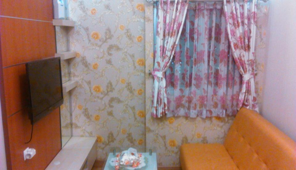 Apartemen The Suites Metro Yudis Buah Batu - 2 Bedrooms for 3 Persons Regular Plan