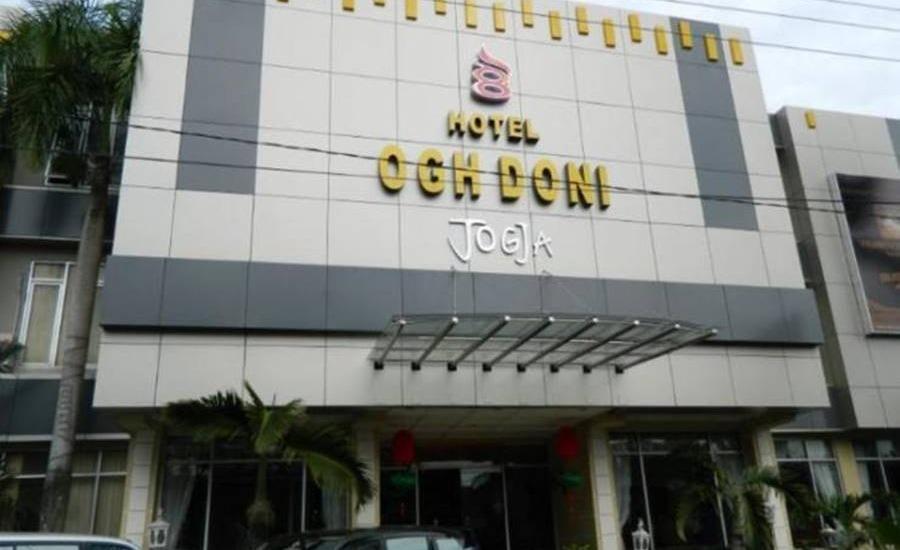 Hotel OGH Doni Yogyakarta - Tampilan Luar Hotel