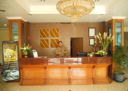 Hotel OGH Doni Yogyakarta - Resepsionis