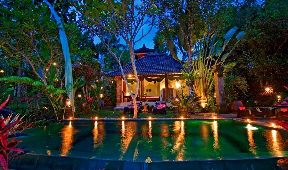 The Mahogany Villa Bali -  Kolam Renang