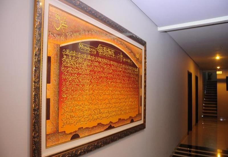 Montana Hotel Syariah Banjarmasin - Interior