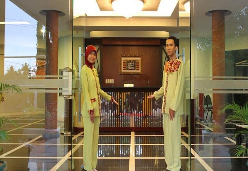 Montana Hotel Syariah Banjarmasin - Lobi