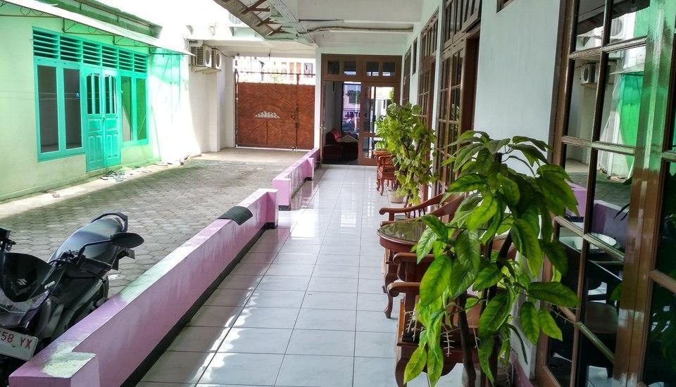 Hotel Asri Graha Jogja - Area Publik