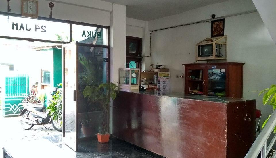 Hotel Asri Graha Jogja - Area Front Office