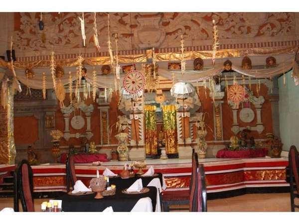 Abian Boga Guest House Bali - Restaurant