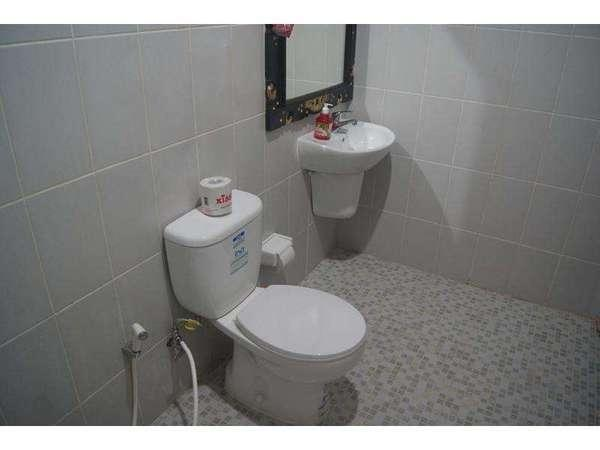Abian Boga Guest House Bali - Toilet