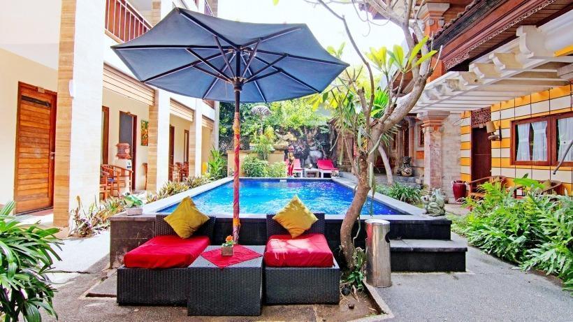 Abian Boga Guest House Bali - GARDEN
