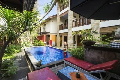 Abian Boga Guest House Bali - SWIMMING POOL
