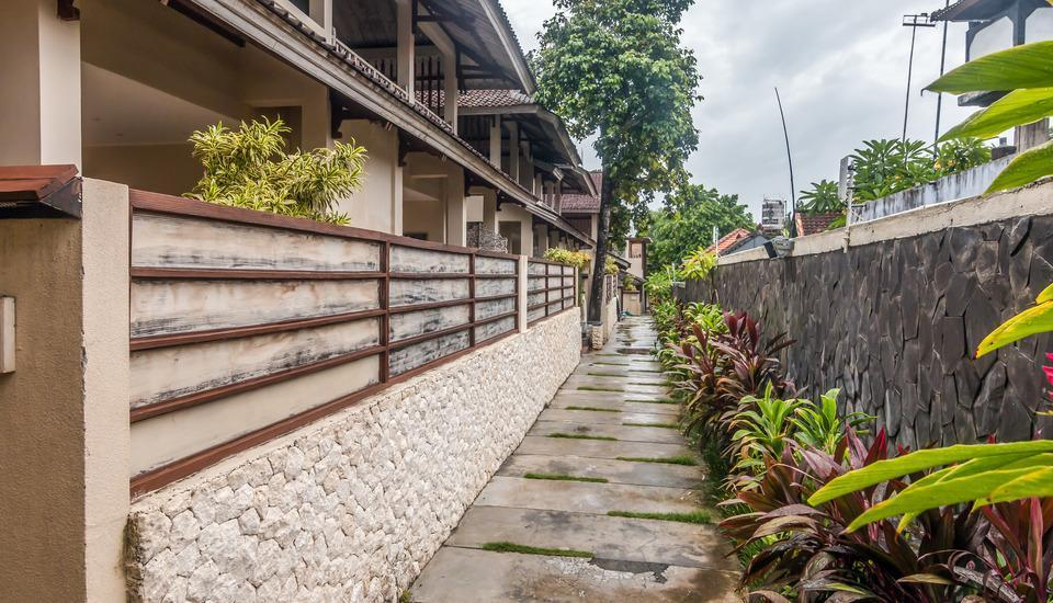 ZenRooms Kerobokan Umalas Klecung Bali - Tampak luar