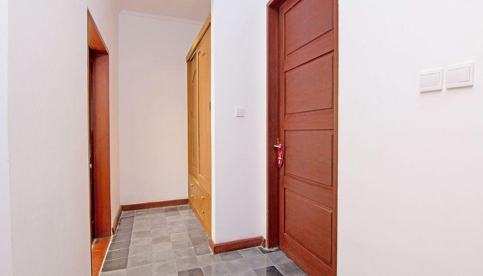 ZEN Rooms Kerobokan Umalas Klecung Bali - lorong
