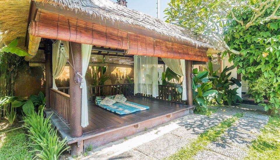 ZEN Rooms Kerobokan Umalas Klecung Bali - eksterior