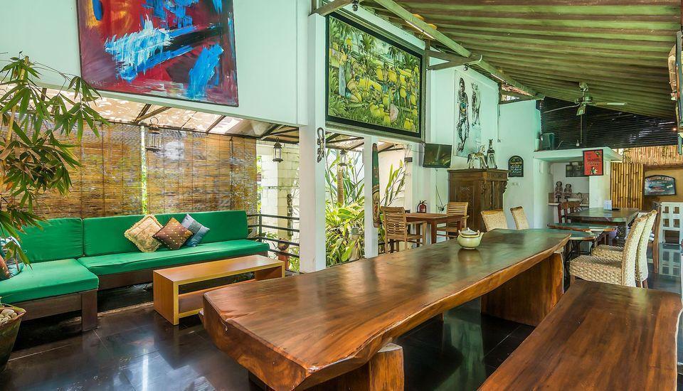 ZEN Rooms Kerobokan Umalas Klecung Bali - restoran