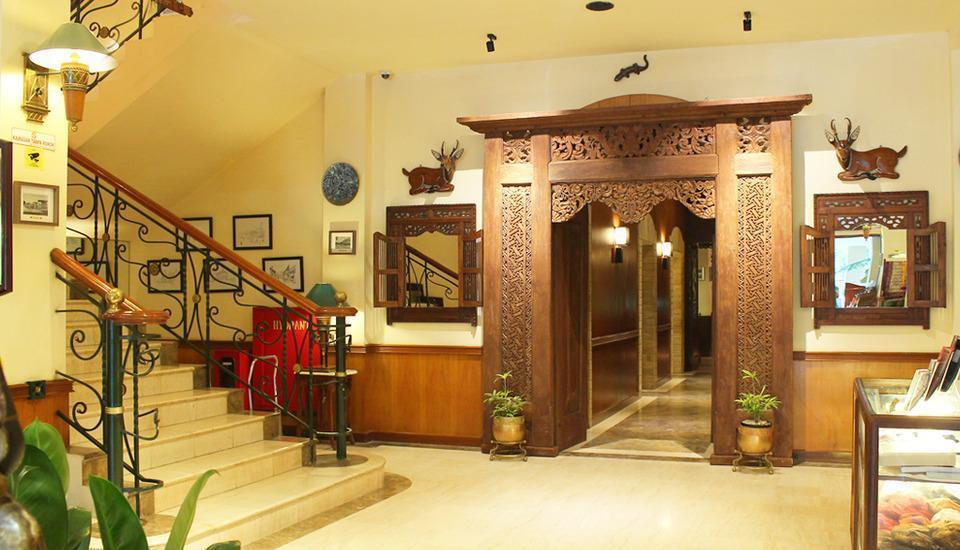 Narita Classic Hotel Surabaya - Interior