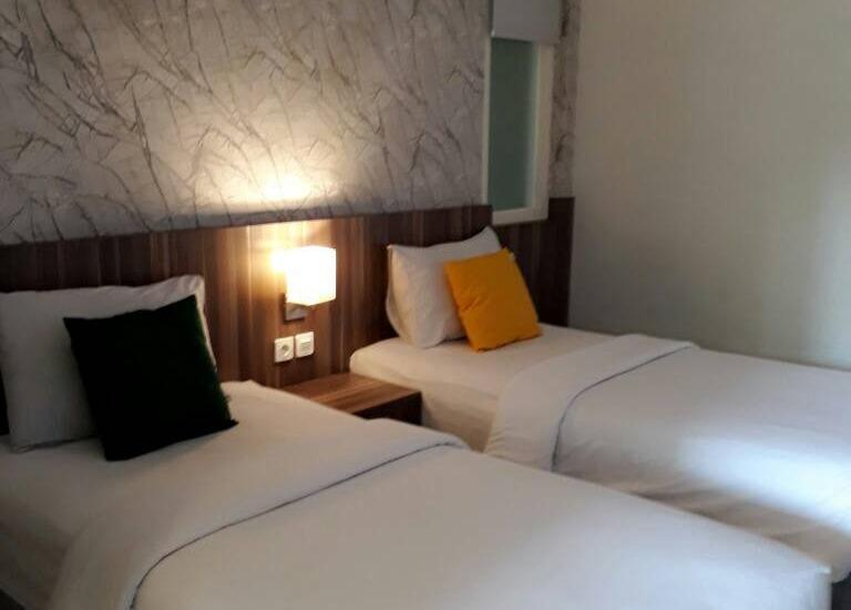Morina Smart Hotel Malang - Superior Twin / Double Regular Plan