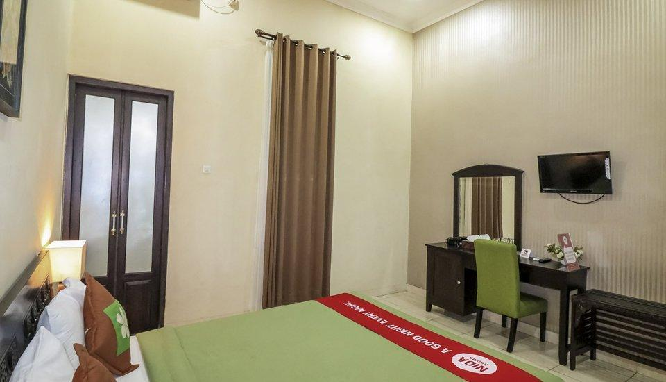NIDA Rooms Yogyakarta Cantel Umbulharjo - Double Room Single Occupancy Special Promo