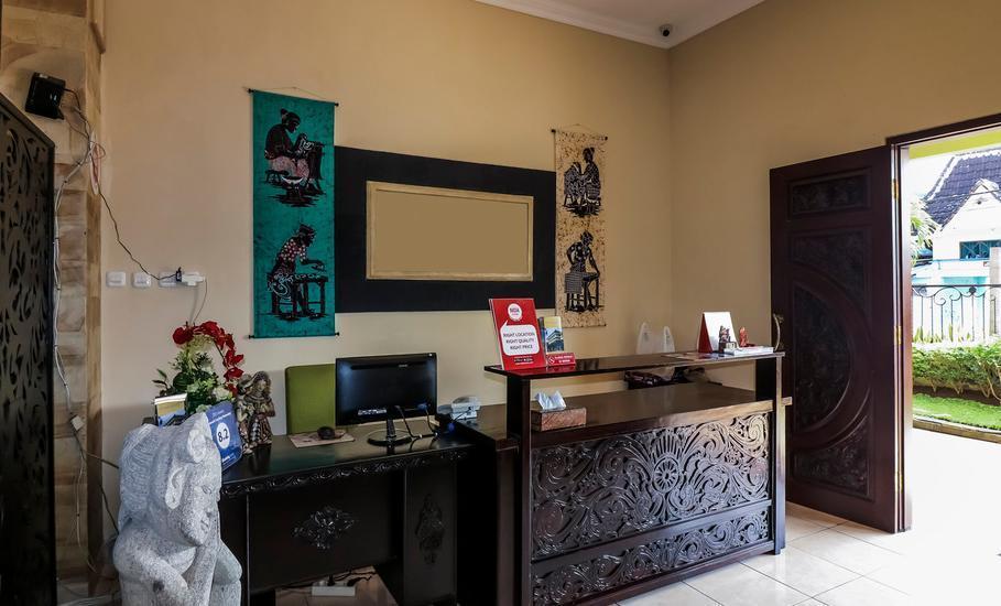 NIDA Rooms Yogyakarta Cantel Umbulharjo - Interior