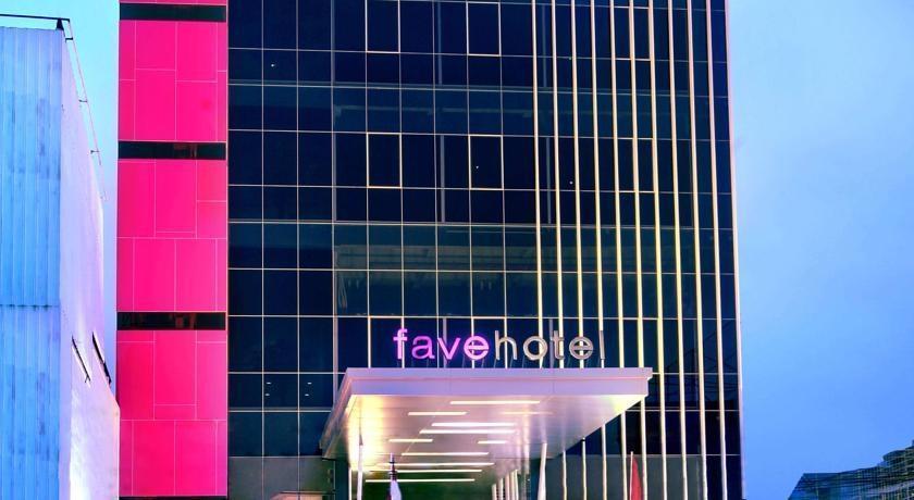 favehotel Pasar Baru - Tampilan Luar