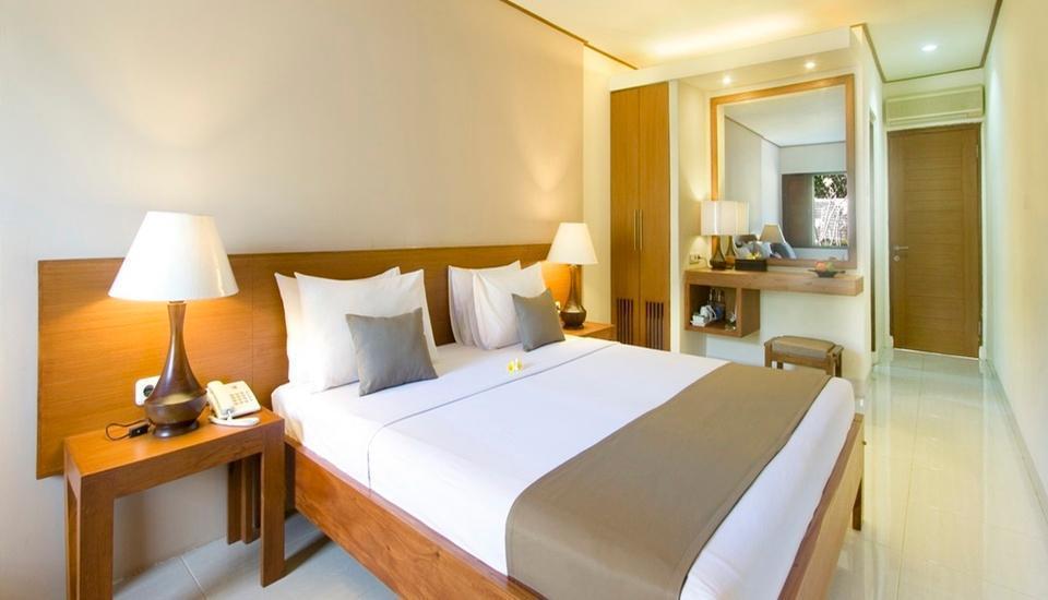 Nyiur Indah Beach Hotel Pangandaran - Super Deluxe Double Lower Floor Regular Plan