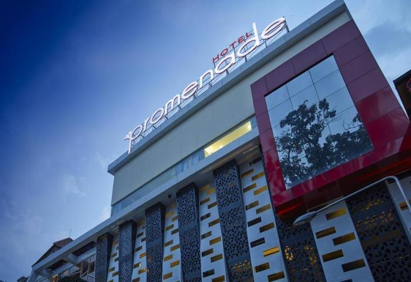 Promenade Hotel Bandung - Hotel Building