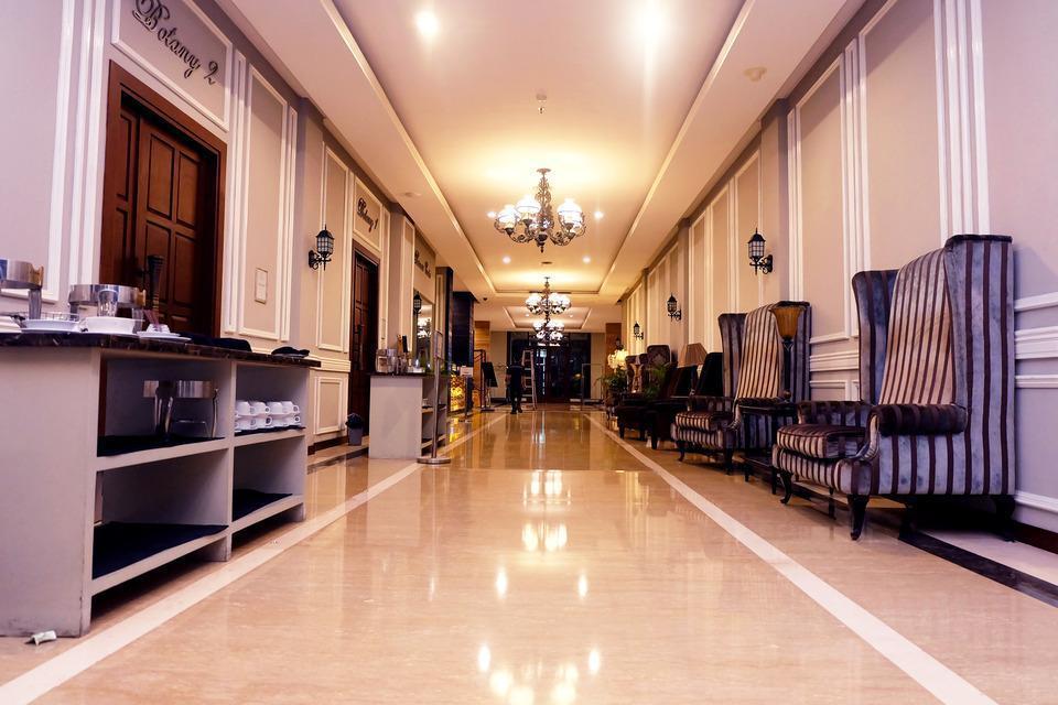 Hotel Royal Bogor - Lobi