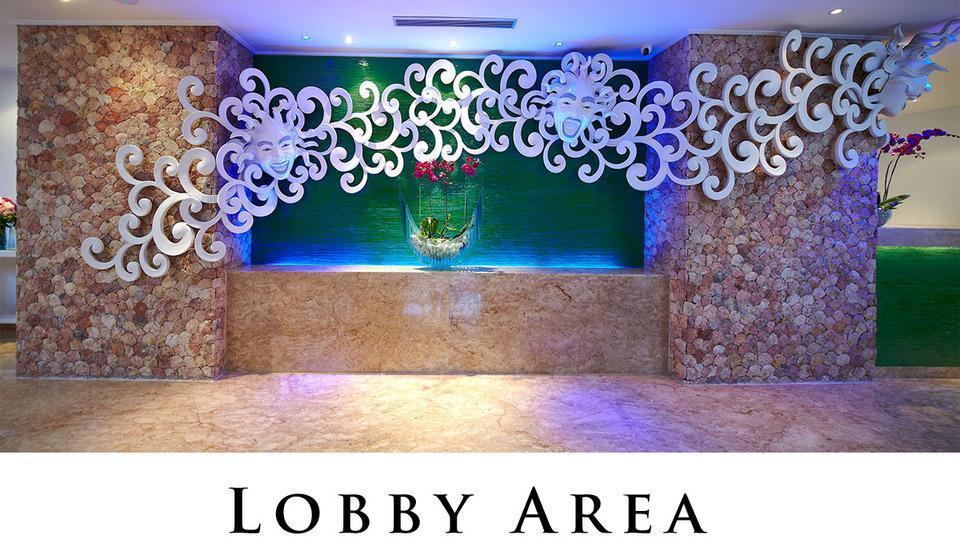 Kuta Angel Bali - Area lobby