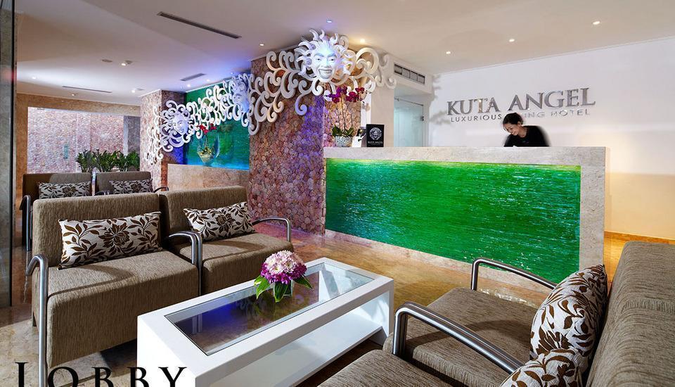 Kuta Angel Bali - lobby Area